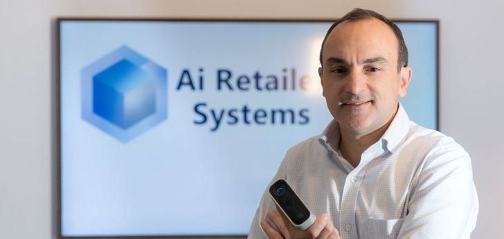 Ai Retailer Systems CEO in Founder Institute's Select 2020 global top 20 startups